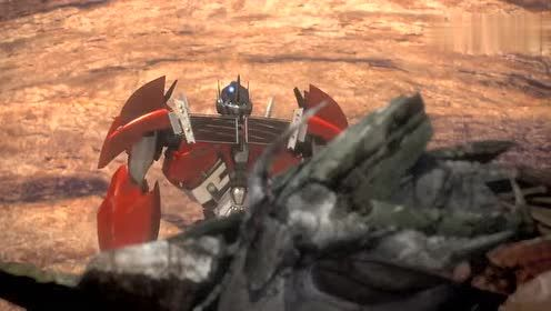 《变形金刚》擎天柱和大黄蜂把天震杀死了吗!