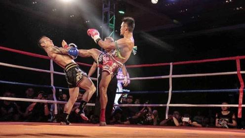 """他就是曾KO了""""铁腿""""泰拳王的超级猛将!"""