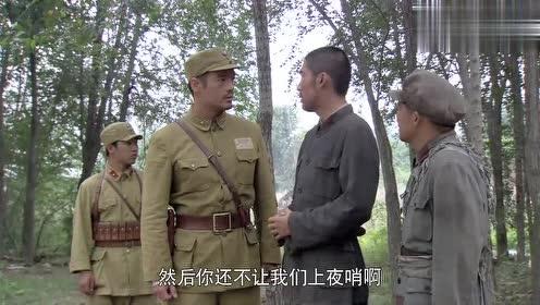 影视:刘一手想听国军营长说实话,他却说了这些话,太会糊弄人了