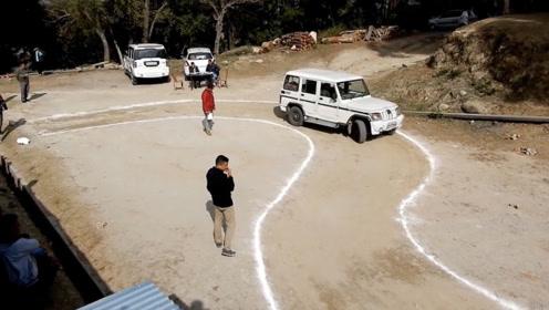 印度人民是怎么考驾照?看完怀疑人生!