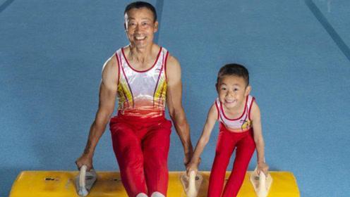 心酸!体操冠军7岁儿子不幸离世,病发到去世仅仅5天令人难过