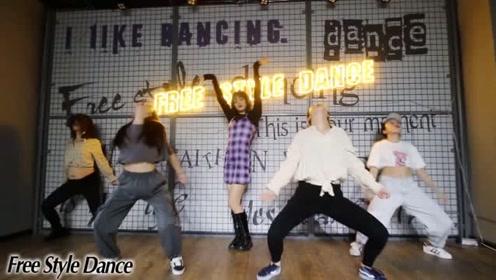 自由式流行舞基地FLOWER SHOWER舞蹈/诗音老师