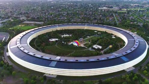 乔布斯遗作苹果公园首次向公众开放,12月14日举行当地居民开放日