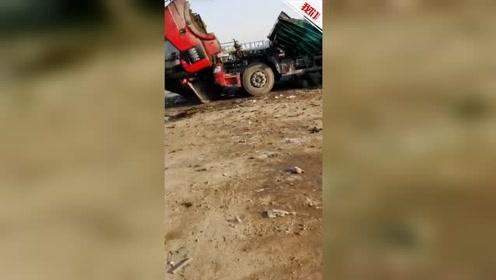 松原一修理部工人焊接罐车时发生爆炸 致2死1伤