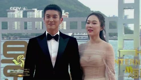 杜江、霍思燕夫妇亮相红毯,温柔大气装扮太亮眼!