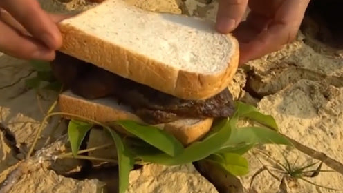 """重口味!泰国的""""青蛙汉堡"""",日本人:生吃才够味"""