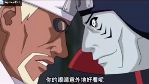 火影忍者:八尾vs无尾尾兽!