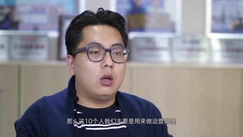 东莞这个大二学生火了,招聘会摆摊招聘师兄师姐,月薪不少于4千