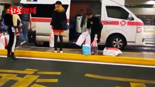 上海机场回应救护车接机:系员工私自违规使用 将严肃处理当事人