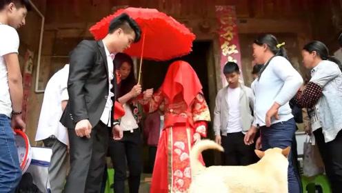 香港一小伙不顾父母反对,娶一位贵州农村姑娘,这就是新娘的家