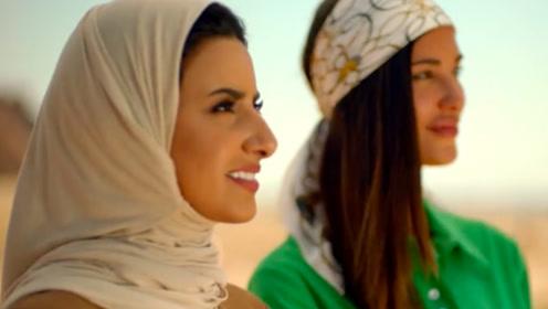 """沙特女性获""""新权"""":不用再和男性分开用餐"""