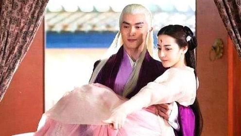 """荧屏上的""""公主抱"""",为何都那么轻松?当镜头拉远,才知道被骗了!"""