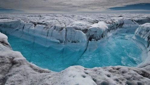 冰川流失超预期!科学家定制特殊无人机,探索格陵兰冰原消融的秘密