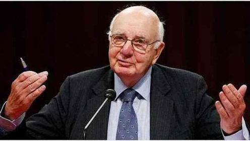 美联储前主席保罗·沃尔克去世,曾著书译者:他是个金融巨人