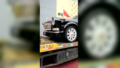 开上这个车,你就是全中国最靓的仔