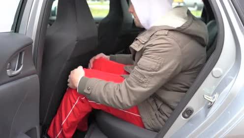 后备箱及后排空间展示,2020款 本田 Civic Si