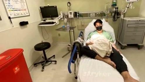 高以翔意外去世后,老搭档突然心脏疼痛急送医,医生:再晚两小时就没命了