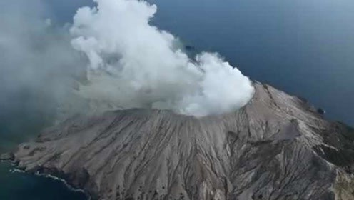 新西兰火山喷发中失联顺德母女已找到:暂无生命危险