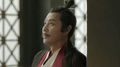 《庆余年》庆帝见范闲,儿子淡定的很,当爹的紧张的要死