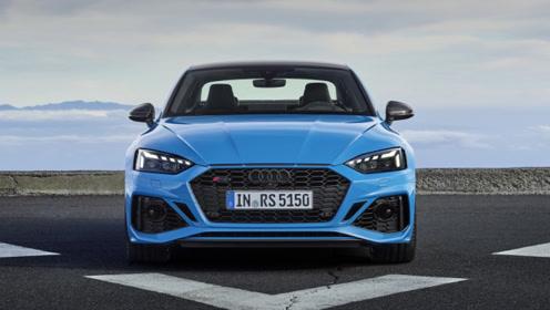 奥迪新款RS 5官图发布 外观多处调整/3.9秒内破百