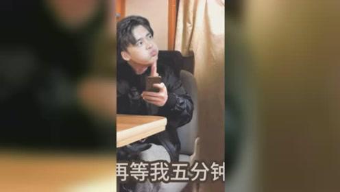 李易峰变身电影宣传小能手 换脸与刘德华同框互动