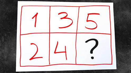 9个答案会让你抓破头皮的谜题