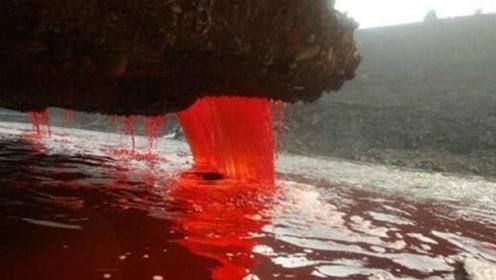 云南一条神秘的河流,下雨就会成红色,当地人都说水里有龙