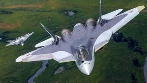 苏-57装配新航发试飞,其推力或比F-22的F-119发动机更足?