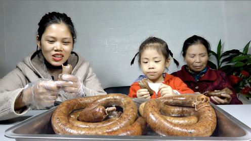 样子丑到没人敢吃的一道黑暗料理,我家每年春节都做,孩子喜欢吃