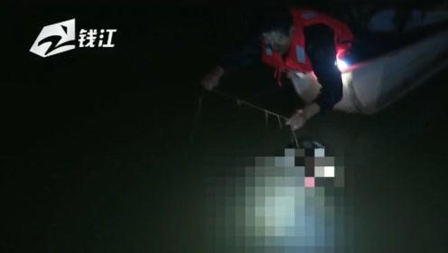 昨夜杭州一女孩落水  29岁男子见义勇为  双双不幸遇难