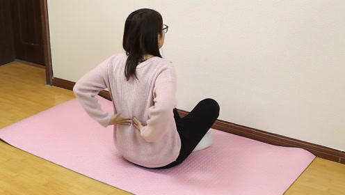 肾为先天之本,每天1个动作,男人肾气足,身体好,腰也好
