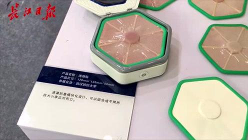 实力不俗!武汉高校参加工业展,已有产品被企业相中