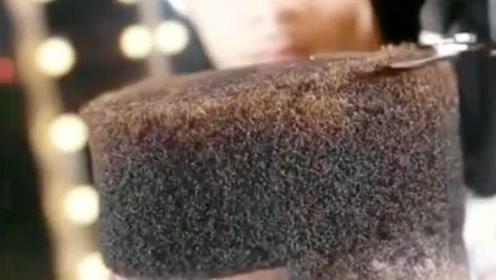 正宗平头修剪发型师,让你们见识下真正的平头,网友:这不是平头是平底锅!