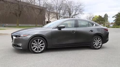 海外全面回顾分析,2019款 Mazda3 GT