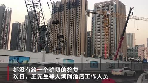 深圳宝安一地铁工地彻夜施工,官方称将加强管理,已办相关许可证