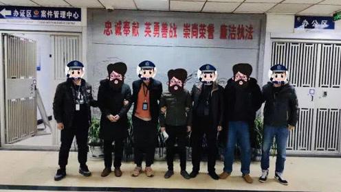 自贡荣县警方捣毁一吸贩毒窝点 今年已破获吸毒行政案件212起