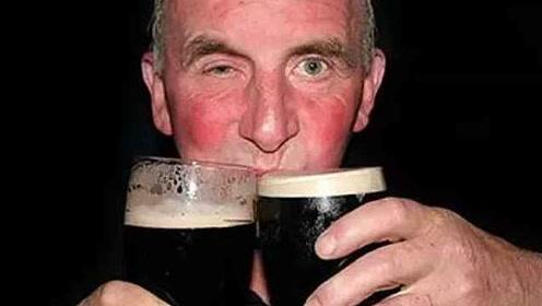 喝酒上脸的人注意啦!喝酒脸红的人饮酒更易患阿兹海默