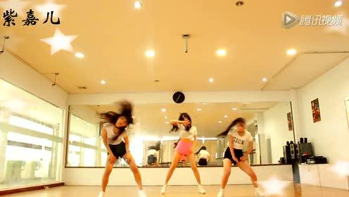 【紫嘉儿】孝敏-Nicebody 三人组舞蹈