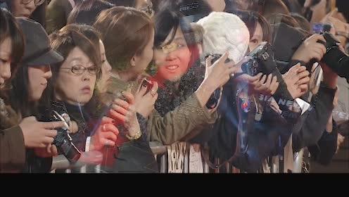 2012SIA风尚大典 赵伦熙深V性感亮相