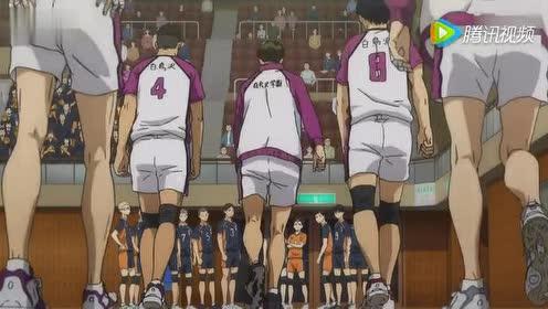 『排球少年!! 烏野高校 VS 白鳥沢学園高校』PV 第2弾
