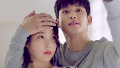 美女IU携手金秀贤《Ending Scene》演绎别样爱情,老公好久不见