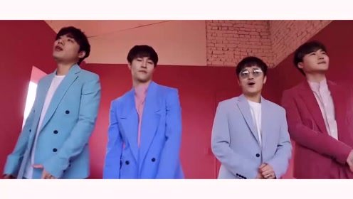 韩国男声组合ULALA SESSION《美丽》完整版MV