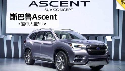 东风风光330S售价不到五万 斯巴鲁Ascent最新预告图