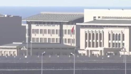 """日媒偷拍中国驻吉布提基地 称中国在筑""""万里长城"""""""
