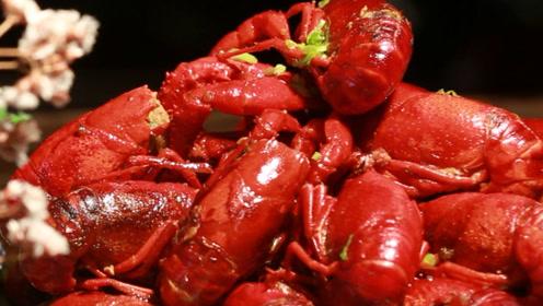麻辣小龙虾好吃分公母,你会挑吗?五步处理五星级味道!