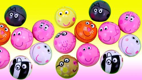 学习颜色认识数字1-10计数,小猪佩奇亲子早教游戏让宝宝快人一步