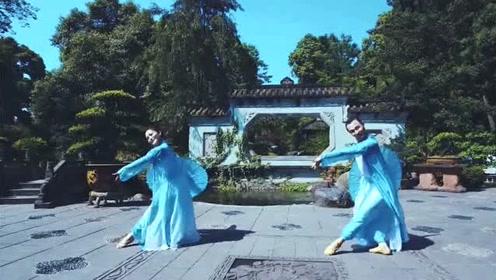 古典舞《风筝误》他的舞技缺少男神杨洋的那种轻灵感