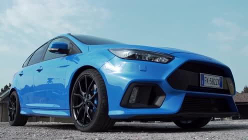 性能小钢炮!2018 福特Focus RS