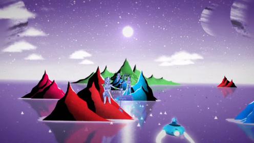 SAFIA超棒电音单曲《Cellophane Rainbow》
