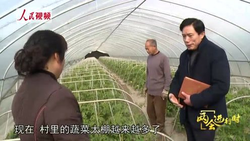 全国党媒报两会:杨俊恒——从千万富翁到小村书记